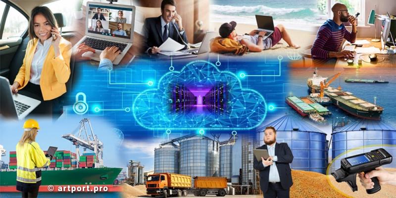 Art: Cloud - хмарний сервіс від компанії Арт Софт
